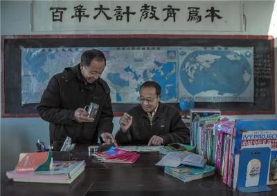 """宿州教师武升锦荣登中国文明网""""好人365""""封面人物"""