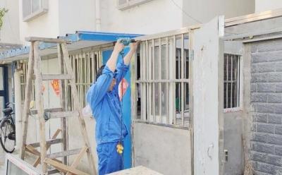 违法建设专项治理提升行动(十六)| 政策宣讲到位,老旧小区居民自拆违建