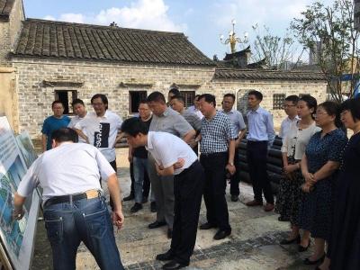 陈永红率队赴滁州市考察调研