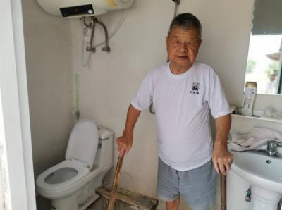 走向我们的小康生活|和县:改水改厕,改出了农村群众的新生活