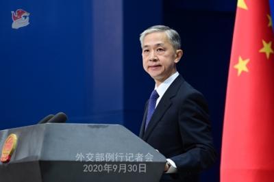 外交部:中方将优先向发展中国家提供疫苗